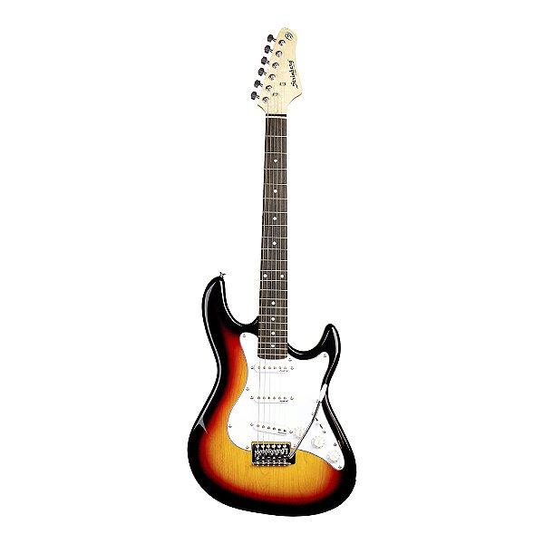 Guitarra Strato Strinberg EGS 217 T com afinador