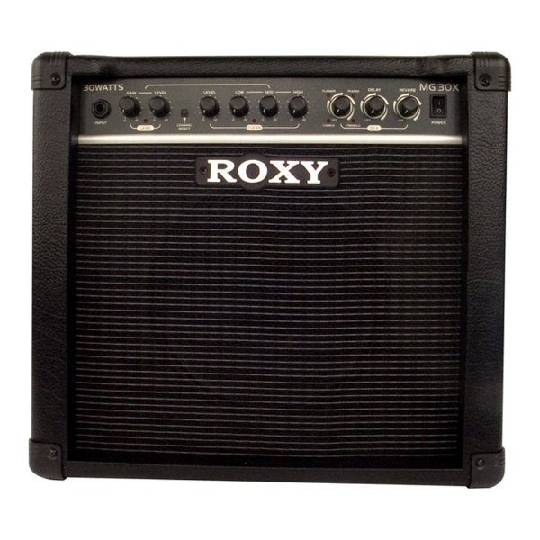 Combo Guitarra Roxy MG 30X