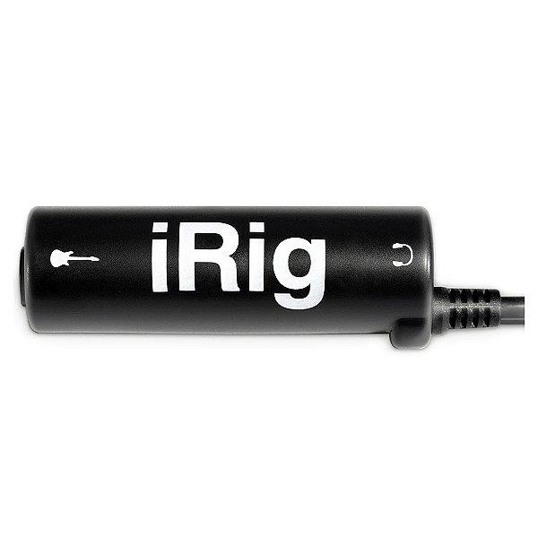 Interface Instrumento IK Multimedia iRig