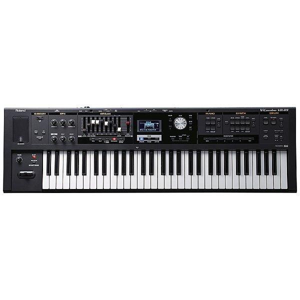 Órgão Eletrônico Roland V Combo VR 09