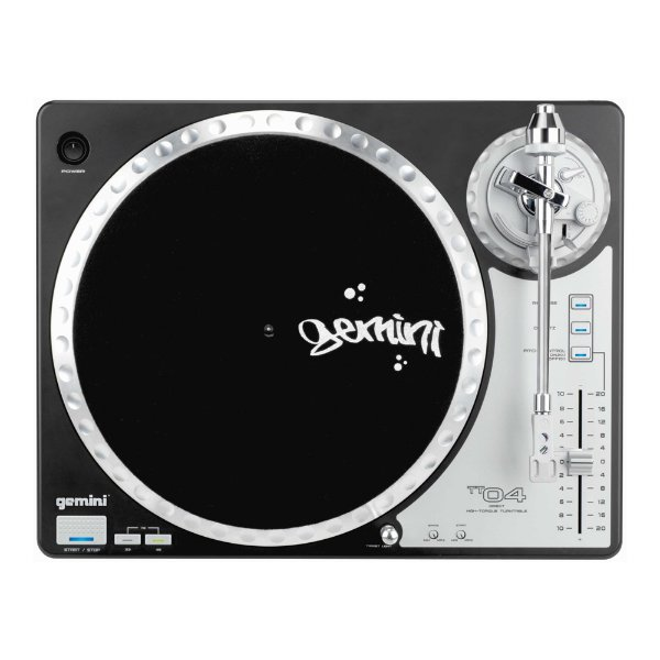 Toca Disco Gemini TT 04