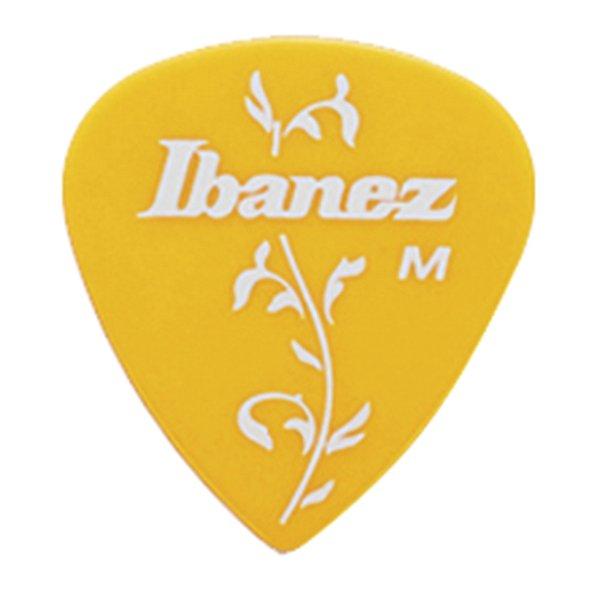 Kit 50 Palhetas Ibanez TL 16 M - Amarelo