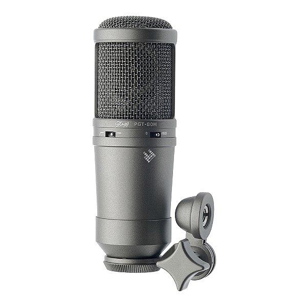 Microfone Estúdio Stagg PGT 80H