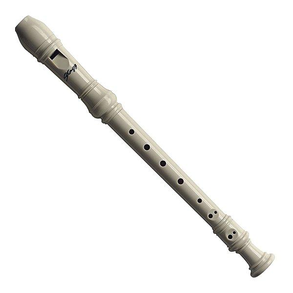 Flauta Doce Barroca Stagg REC BAR com bag