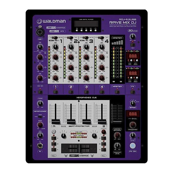 Mixer DJ Waldman DJ Rave Mix