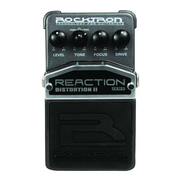 Pedal Guitarra Rocktron Reaction Distortion II