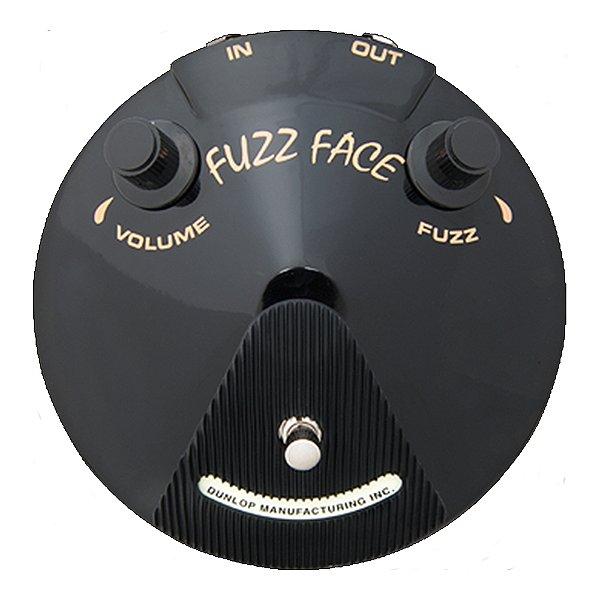 Pedal Guitarra Dunlop Joe Bonamassa Fuzz Face
