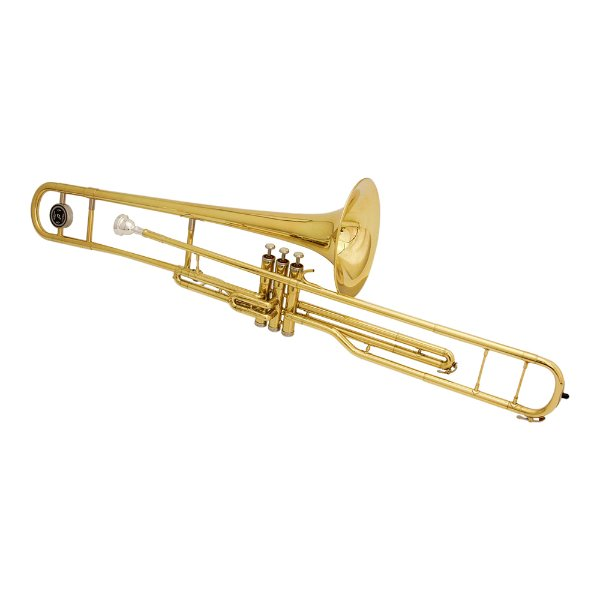 Trombone 3 Pistos Waldman WTBV GD