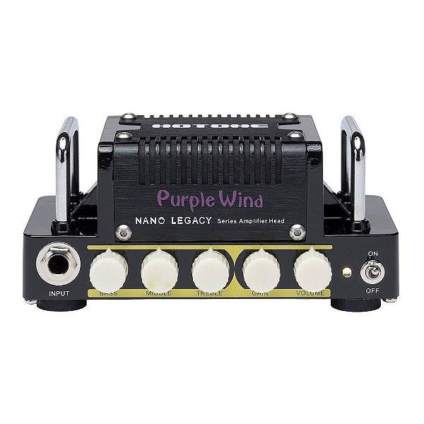 Cabeçote Guitarra Hotone Purple Wind (Mini)