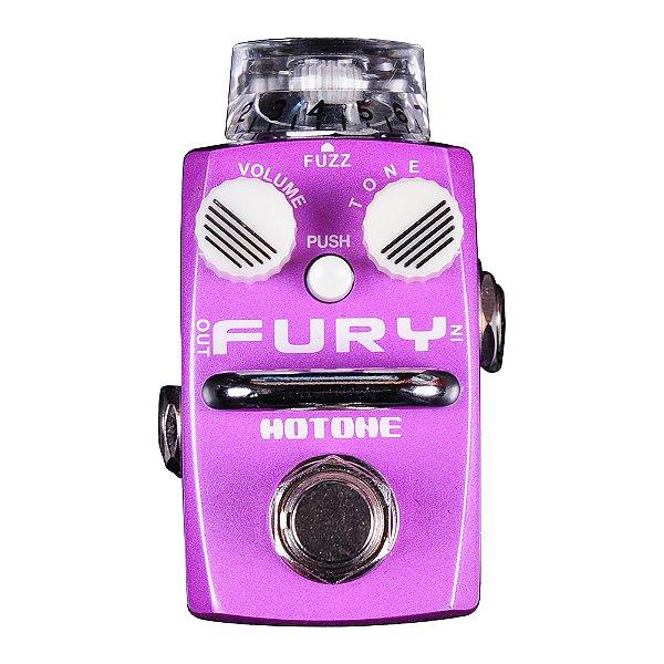 Pedal Guitarra Hotone Fuzz Fuzy SFZ 1