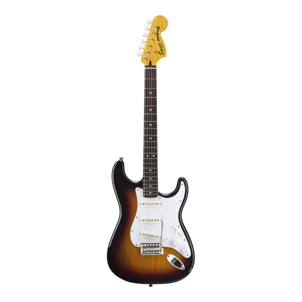Guitarra Strato Squier By Fender Vintage Modified