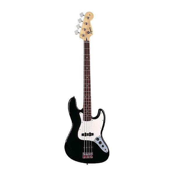 Contrabaixo 4C Passivo Squier by Fender Affinity Precision Bass Black