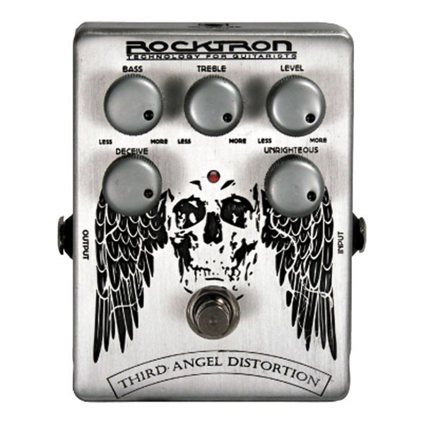 Pedal Guitarra Rocktron Third Angel Distortion