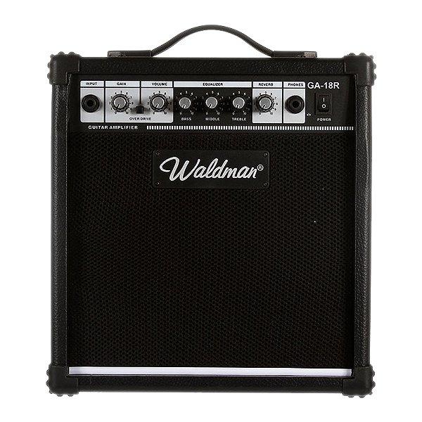 Combo Guitarra Waldman GA 18 R