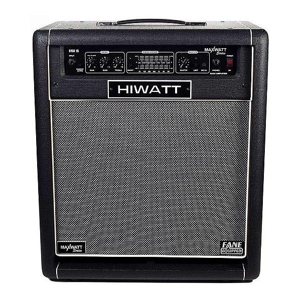 Combo Contrabaixo Hiwatt B 150