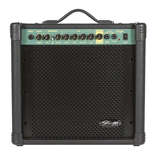 Combo Guitarra Stagg GA 20 R