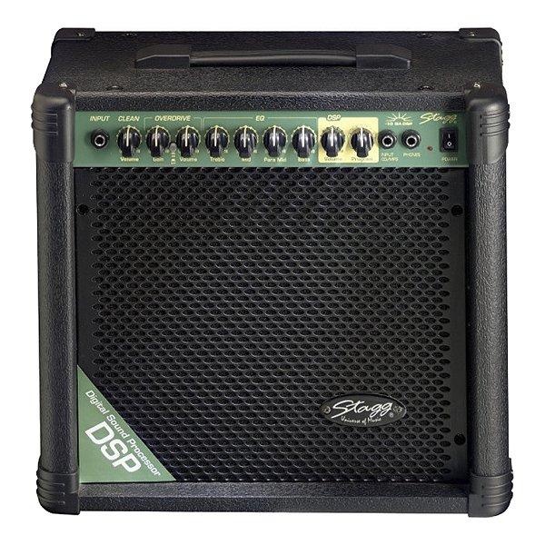 Combo Guitarra Stagg GA 40 DSP 220V
