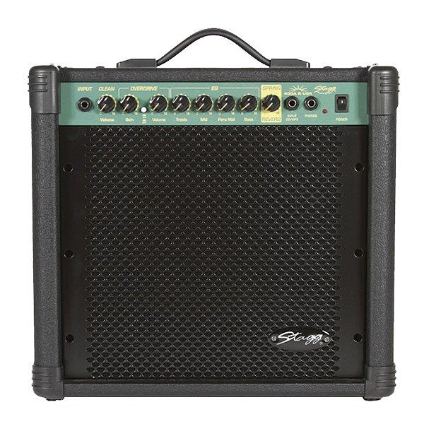 Combo Guitarra Stagg GA 40 R