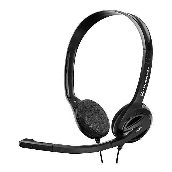 Fone On-Ear Headset Sennheiser PC 36 USB