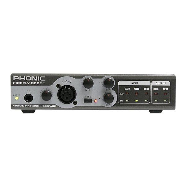 Interface Firewire Phonic FIREFLY 302 P