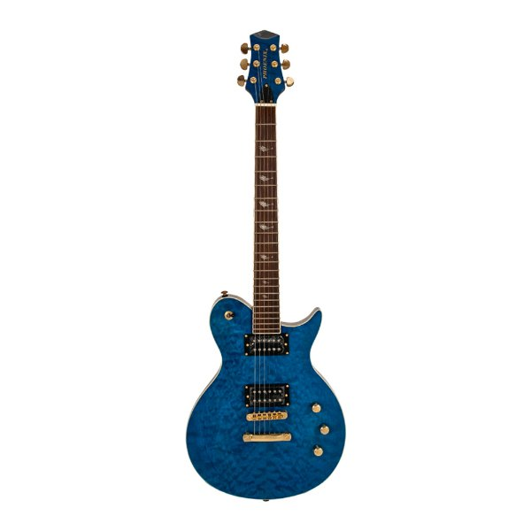 Guitarra Original PHX Oliverschen Top LPV 8