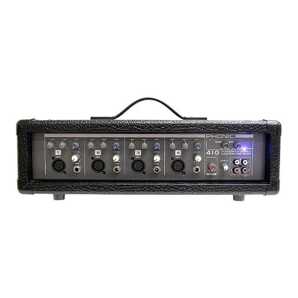Mesa Amplificada Phonic Powerpod 410