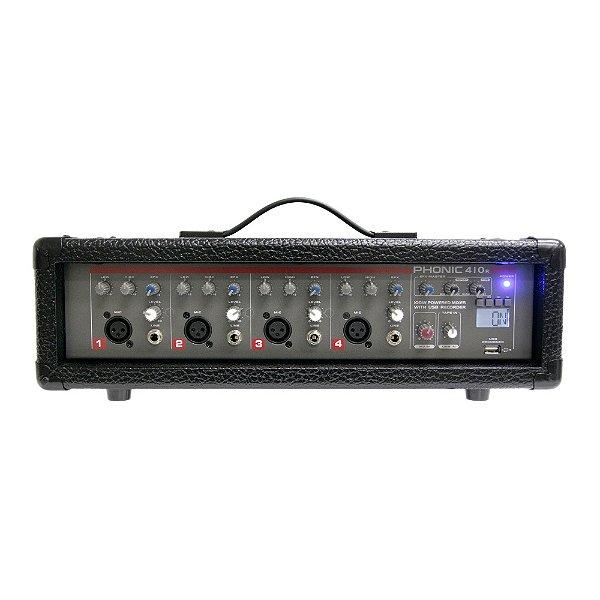 Mesa Amplificada Phonic Powerpod 410 R