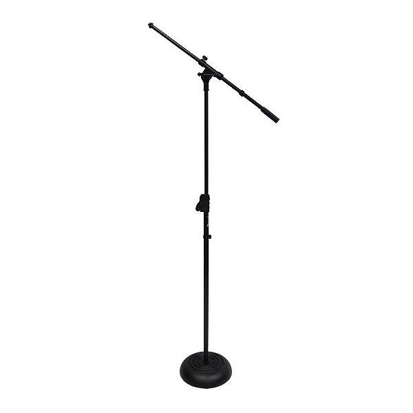Pedestal Girafa Microfone Saty PMGBF