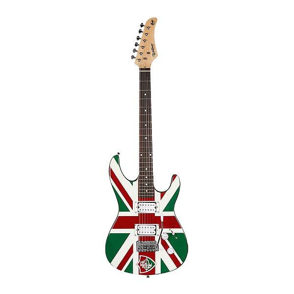 Guitarra Original Waldman Fluminense GTU 1 FLU