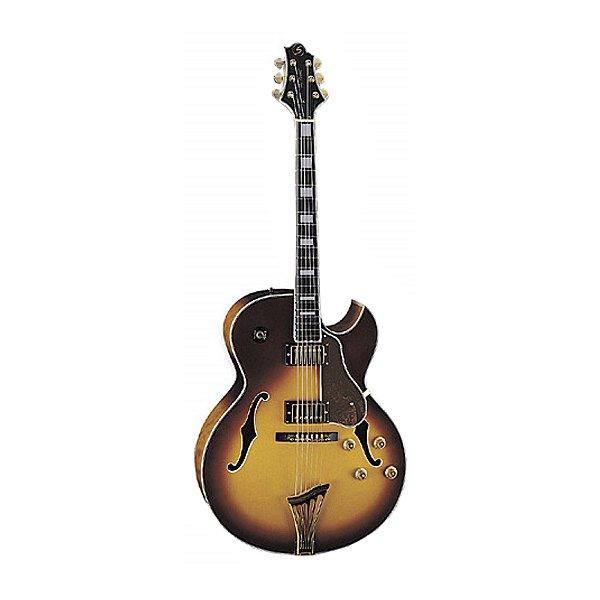 Guitarra Semi Acústica Samick JZ 3
