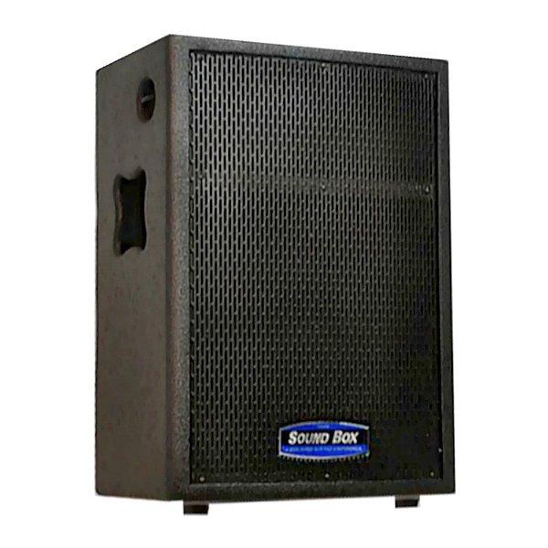 Caixa Acústica Ativa SoundBox MS 12 Premium