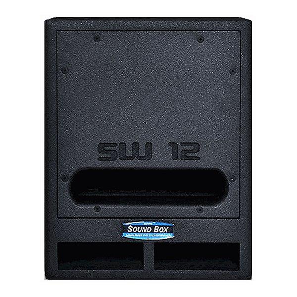 Subwoofer Ativo SoundBox SW 12 Premium