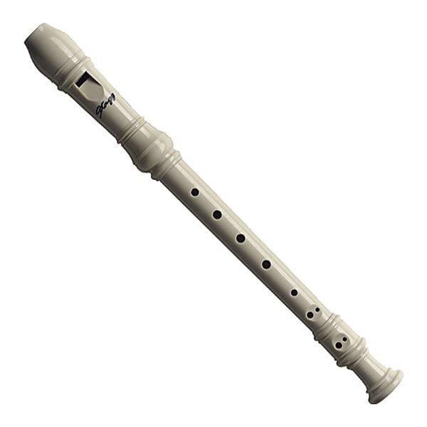 Flauta Doce Germânica Stagg REC GER com bag