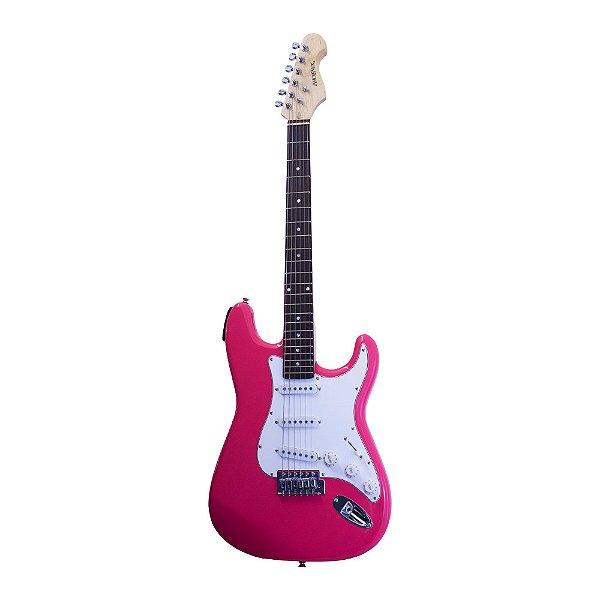 Guitarra Strato PHX Intuner ST 1 com Afinador