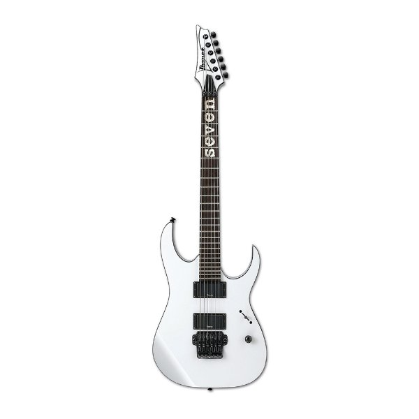 Guitarra Original Ibanez Signature Mick Thomson MTM 20 WH