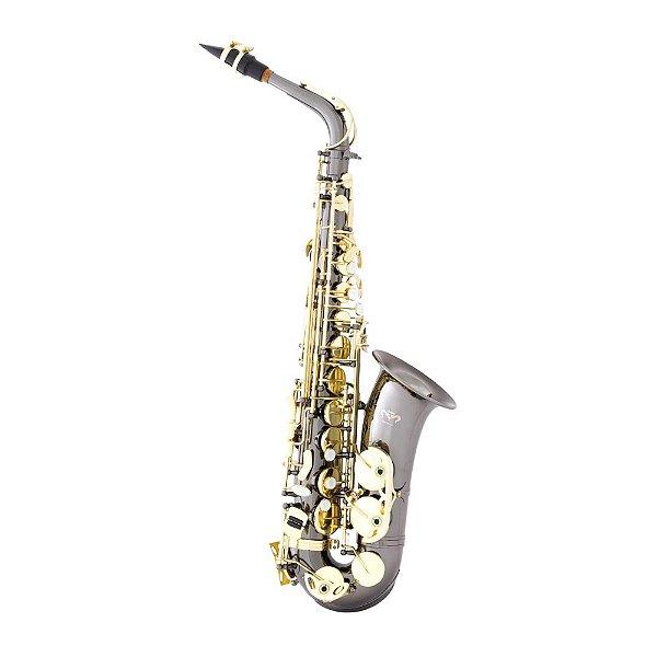 Saxofone Alto Quasar QAS 101 BN