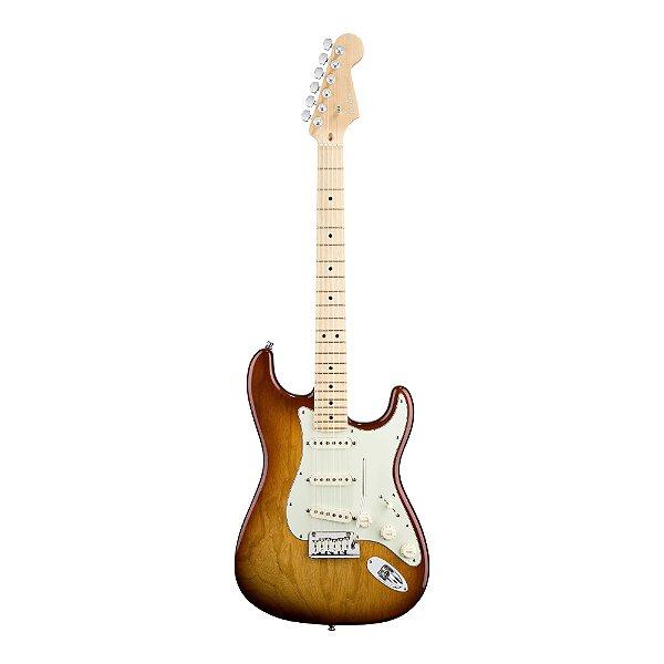 Guitarra Strato Fender American Deluxe Ash MN