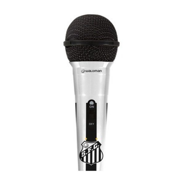 Microfone Mão Waldmam MIC SAN 10