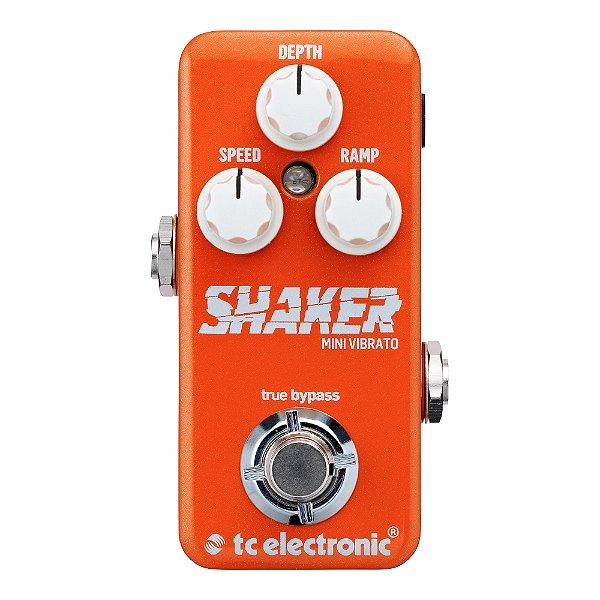 Pedal Guitarra TC Electronic Shaker Mini Vibrato