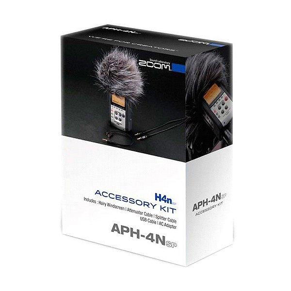 Kit Acessórios Gravador Zoom APH 4nSP
