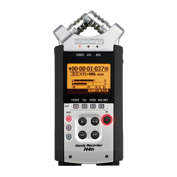 Gravador Zoom Handy Recorder H4n SP