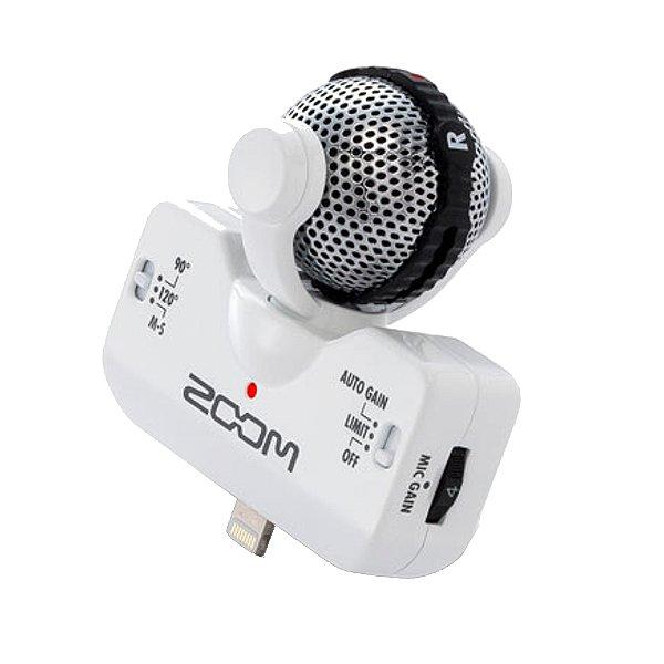 Microfone Stereo Zoom IQ5