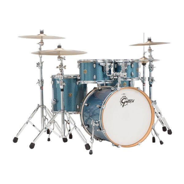 Bateria Acústica Gretsch Catalina Maple CM 1 E 605 AS (Shell Pack)