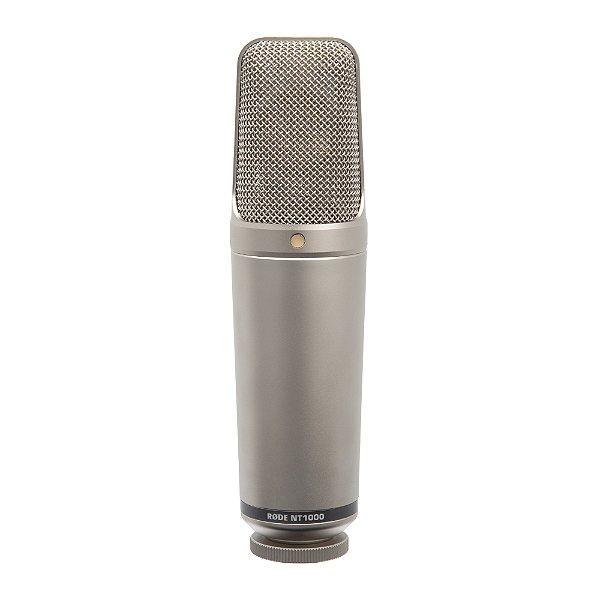 Microfone Estúdio Rode NT 1000
