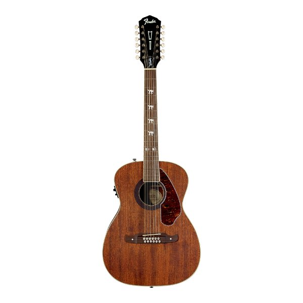 Violão 12C Folk Fender Tim Armstrong Hellcat 12