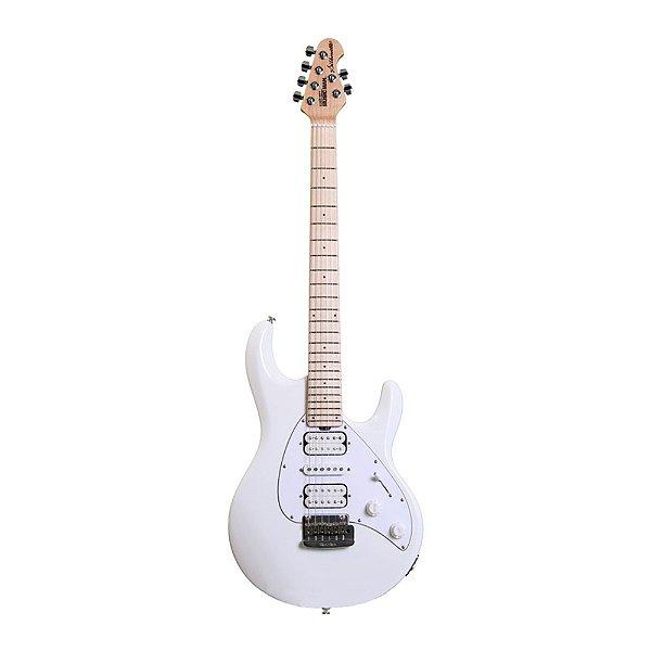 Guitarra Original Music Man Silhouette MP com case