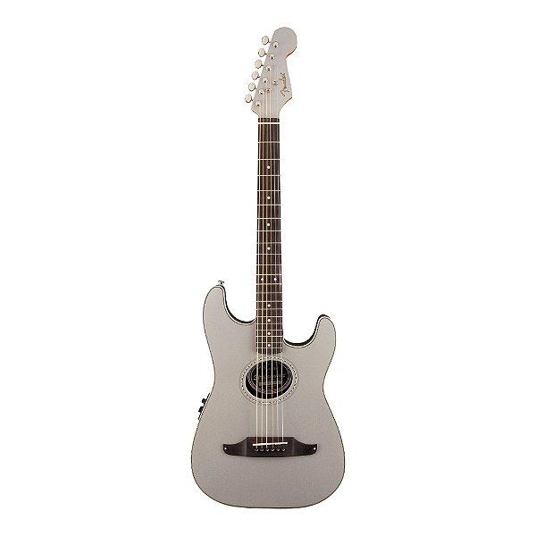 Violão Flat Fender Stratacoustic Plus