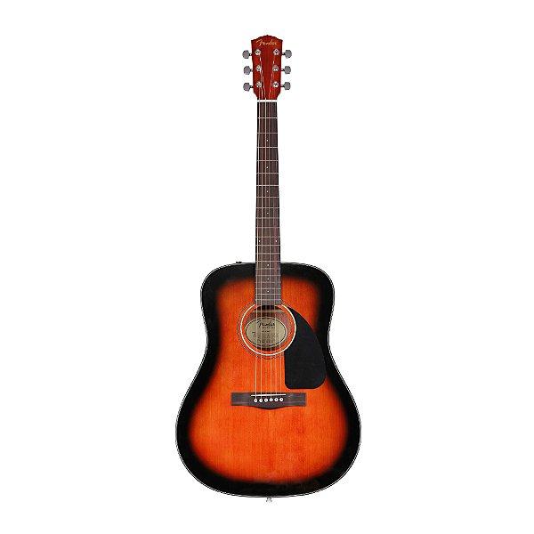 Violão Folk Acústico Fender CD 60