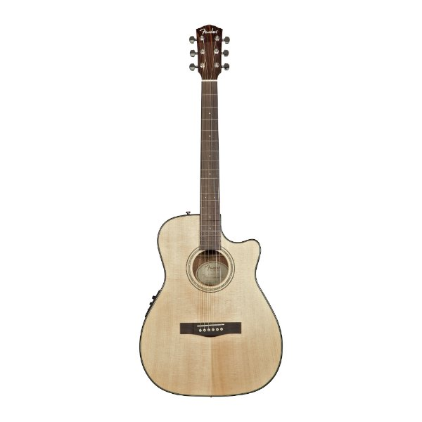 Violão Folk Fender CF 140 SCE Cutway Eletroacoustic