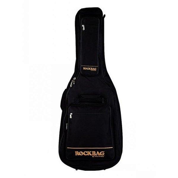Capa Violão Folk Rock Bag RB 20709 B
